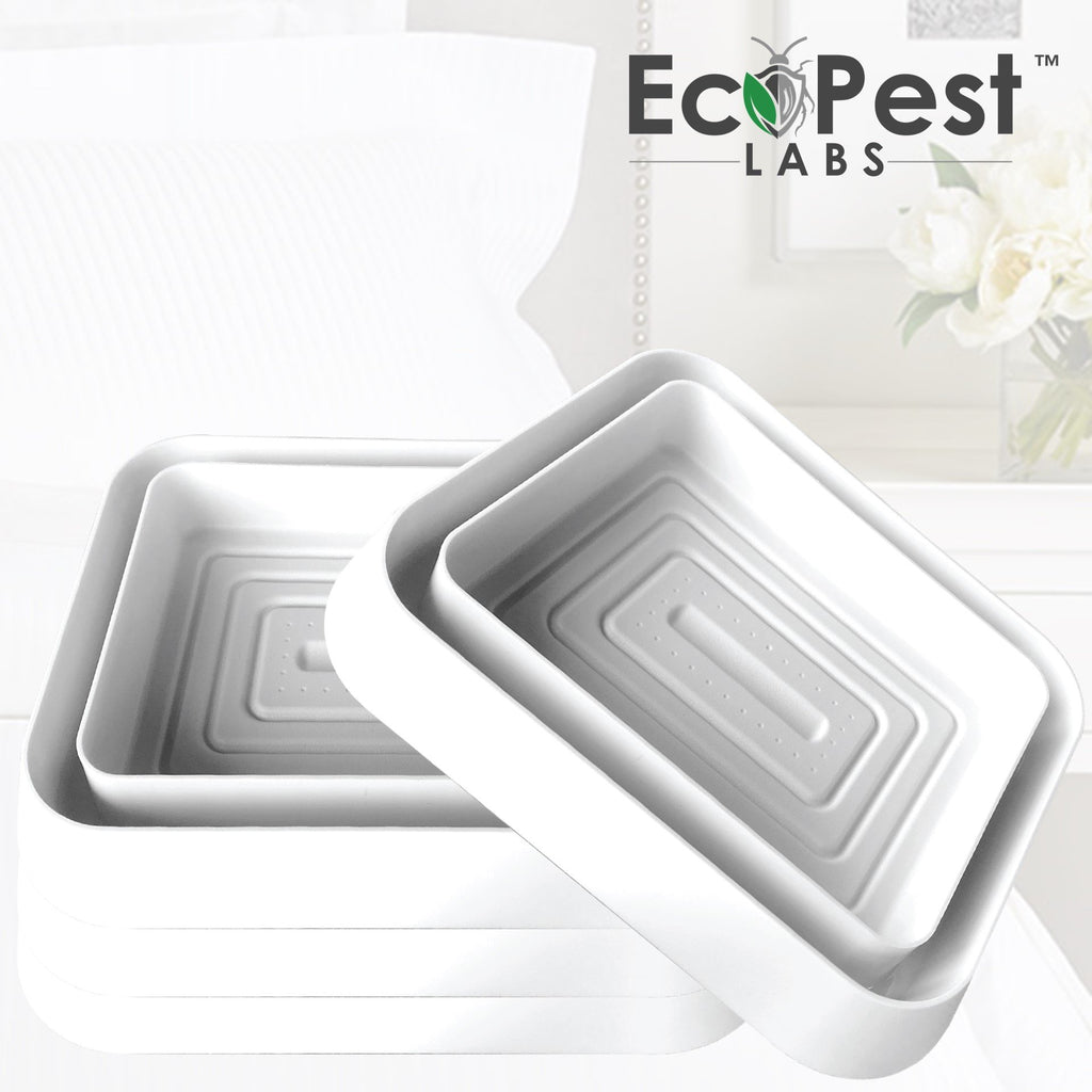 Bed Bug Blocker (XL)™ — 4 Pack | Interceptors, Monitors, and Traps by EcoPest Labs