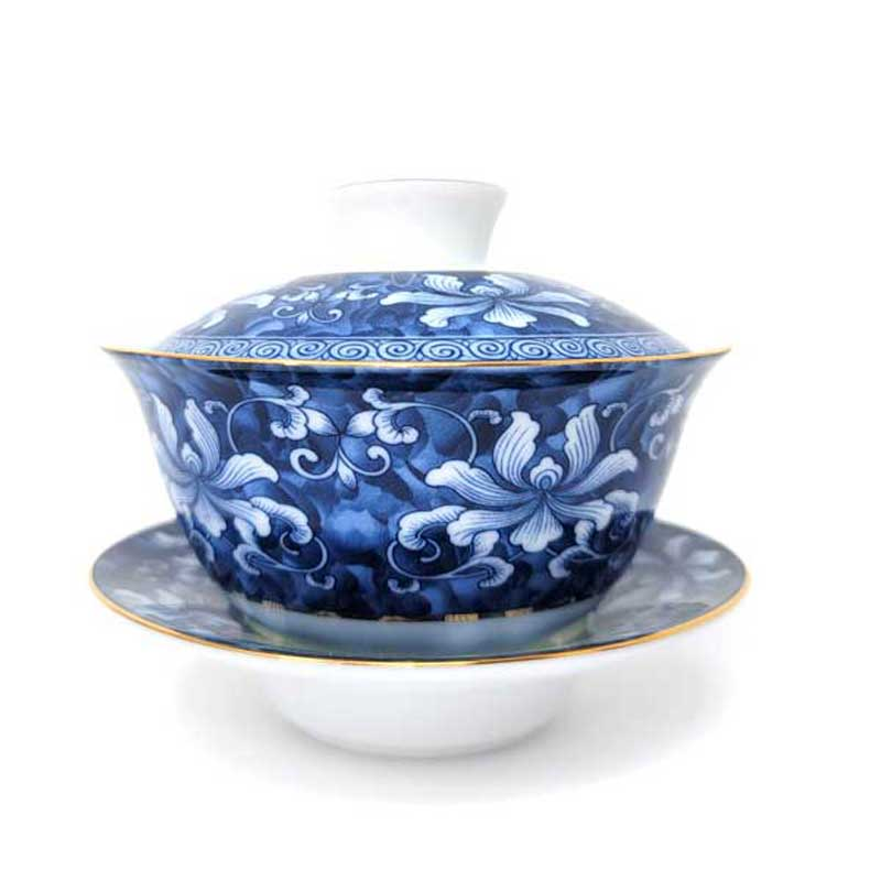 Classic Western Gaiwan by Tea and Whisk