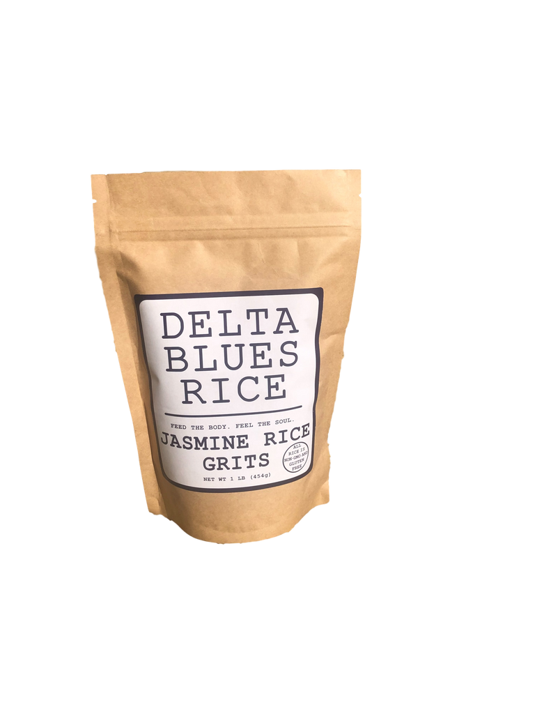 Jasmine Rice Grits by Delta Blues Rice