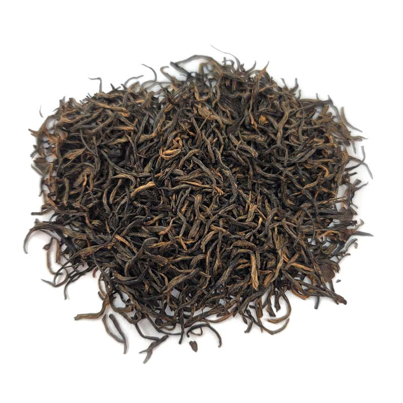 Charcoal Jin Jun Mei by Tea and Whisk