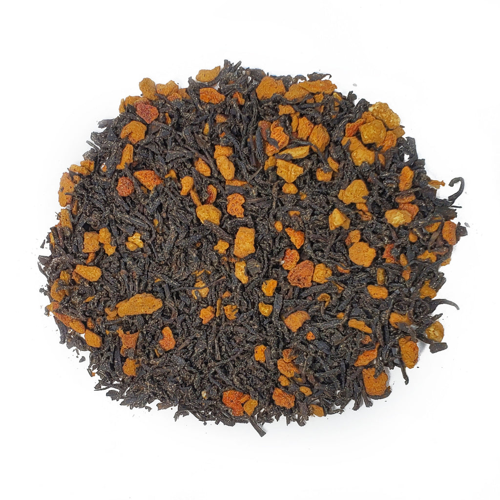 Fireball Cinnamon Black Tea by Tea and Whisk