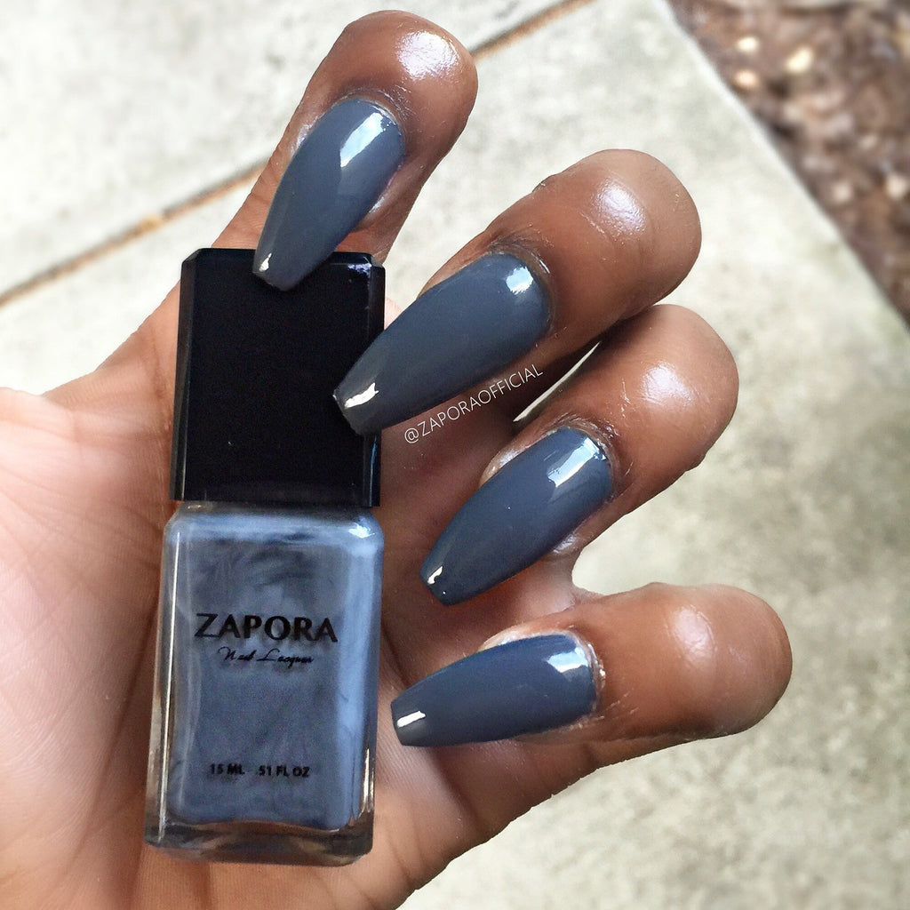 GUNMETAL by Zapora