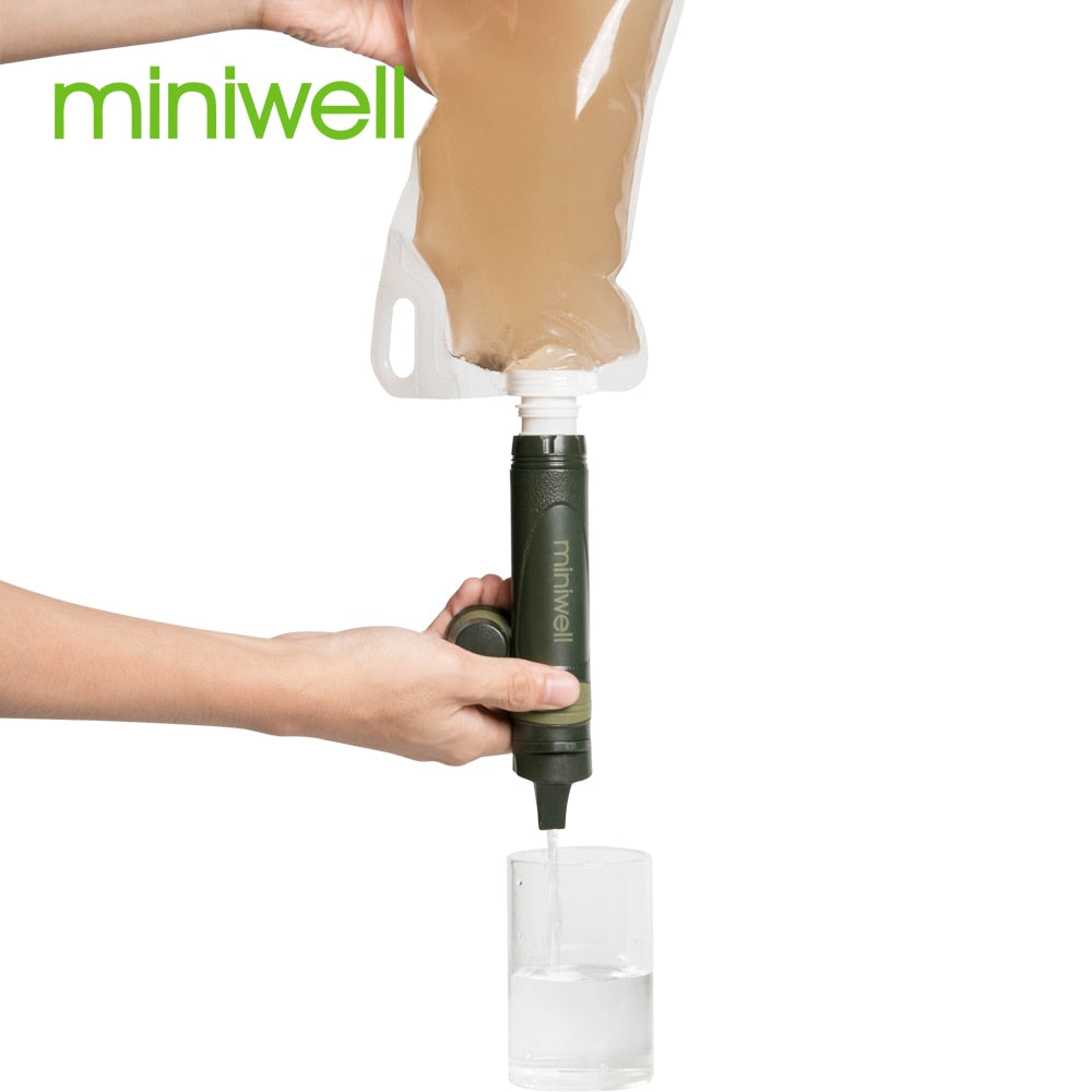 Miniwell L600 Water Filter Straw