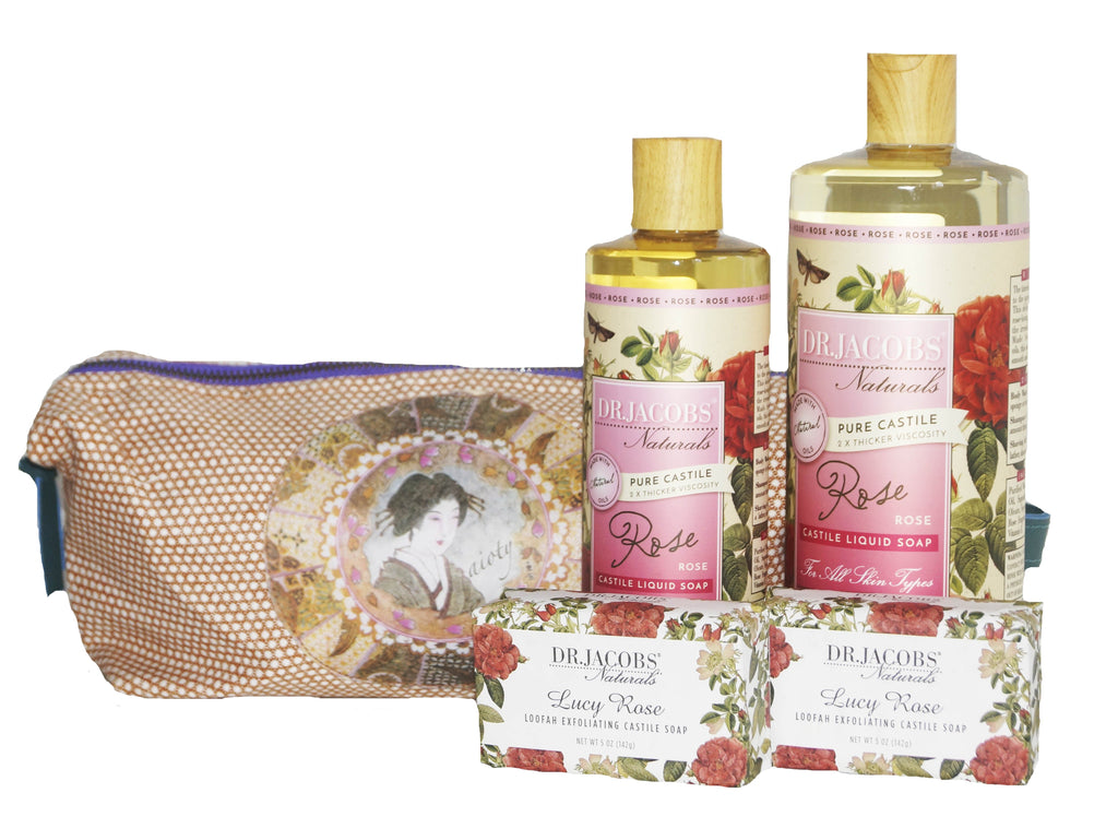 Dreamy Rose Gift Set by Dr. Jacobs Naturals