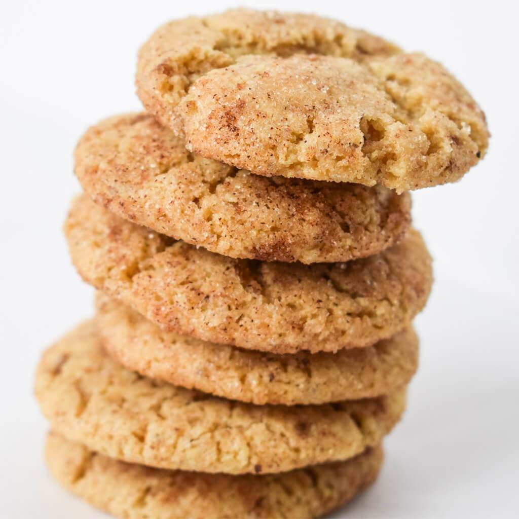 Vegan Snickerdoodle Cookie Mix by Coconut Whisk Baking Co.