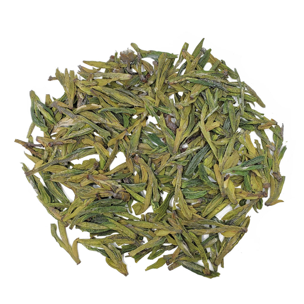 Superior Spring Picked Dragon Well Green Tea by Tea and Whisk