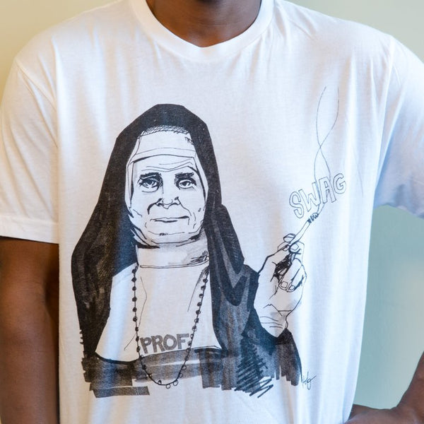 "PROF ""Nun"" T-Shirt"