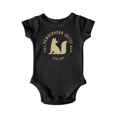 "PROF ""Powderhorn Suites"" Onesie"