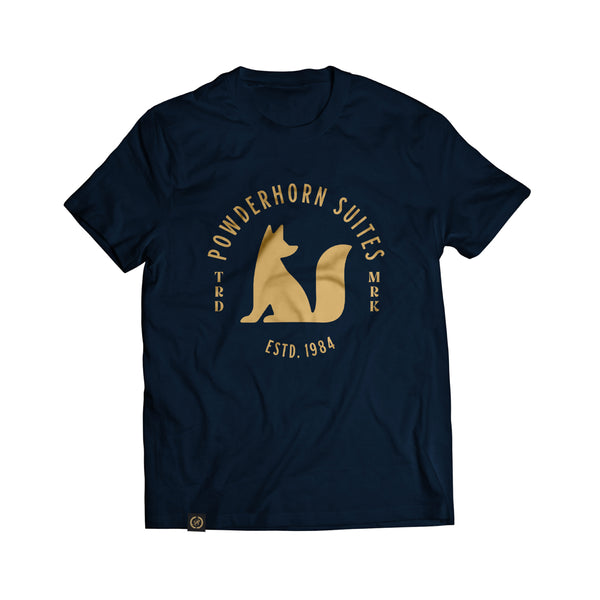 "PROF ""Established 1984"" T-Shirt (Navy)"