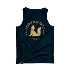 "PROF ""Established 1984"" Tank Top (Navy)"