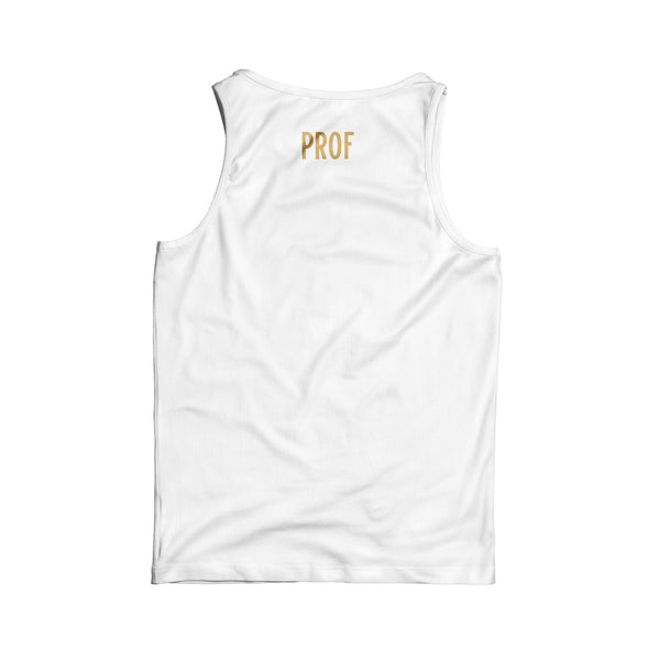 "PROF ""Established 1984"" Tank Top (White)"