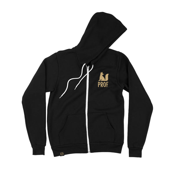 "PROF ""Established 1984"" Zip Hoodie"