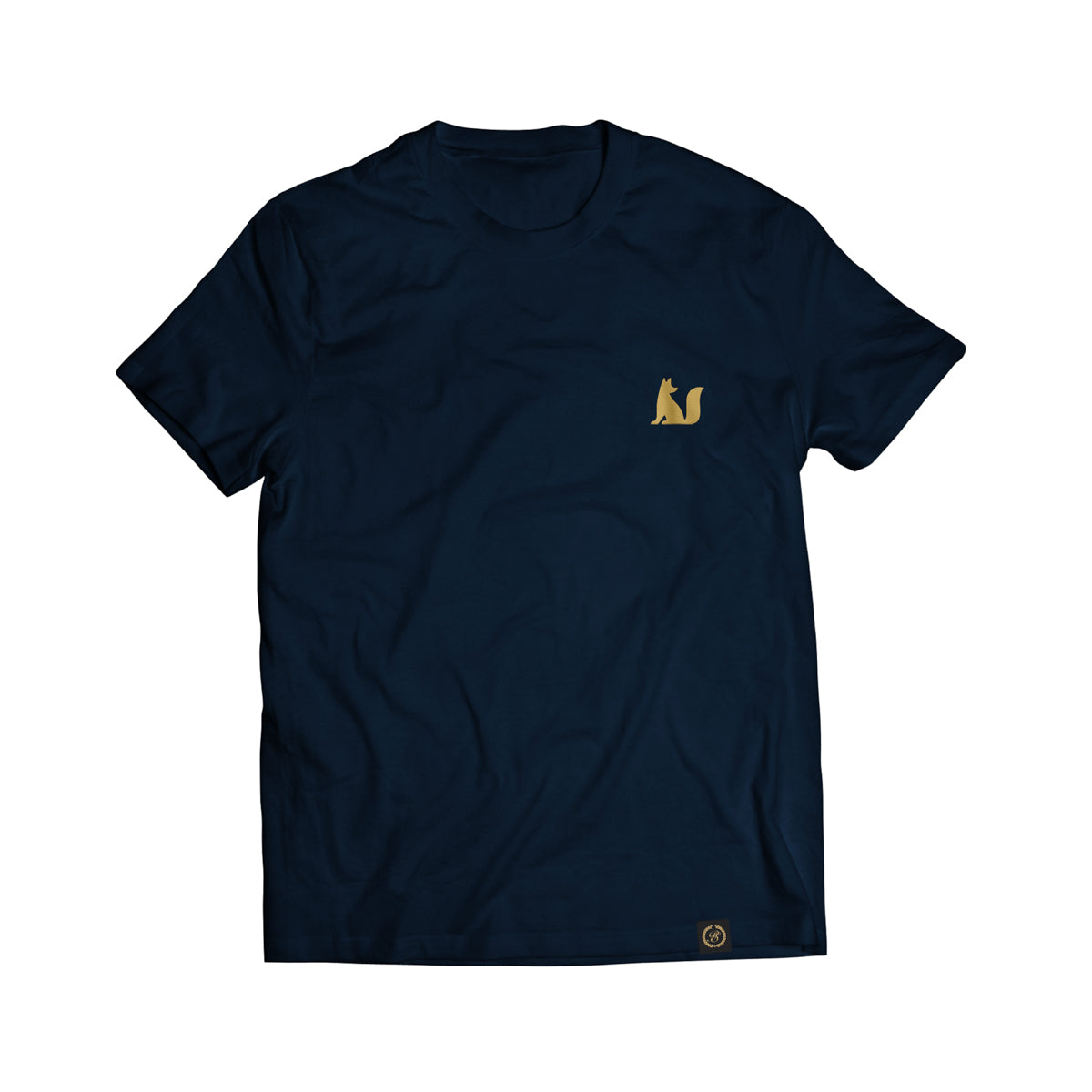 "PROF ""Fox Lauren"" T-Shirt (Midnight Navy)"