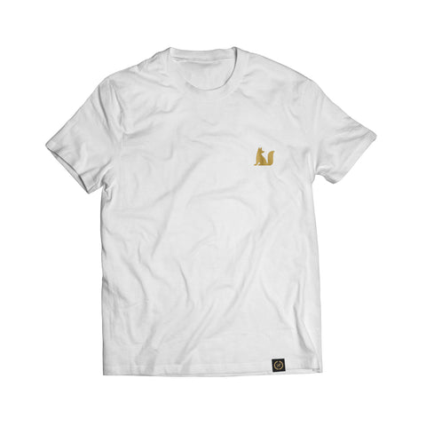 "PROF ""Fox Lauren"" T-Shirt (White)"