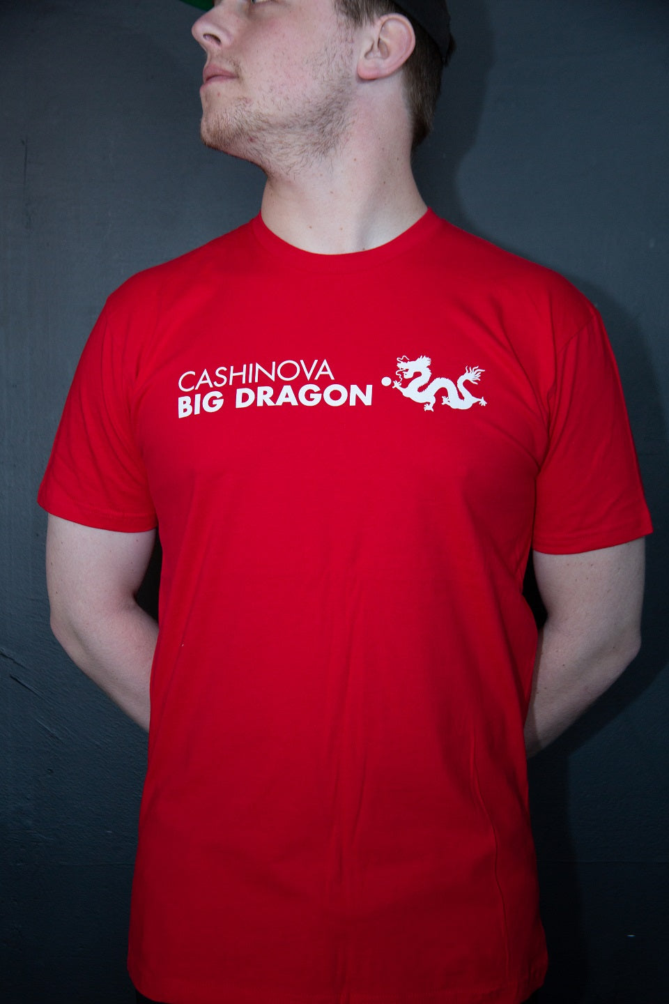 "CASHINOVA ""Big Dragon"" T-Shirt"