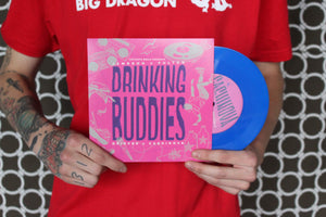 "CASHINOVA ""Drinking Buddies"" 7"" Vinyl"