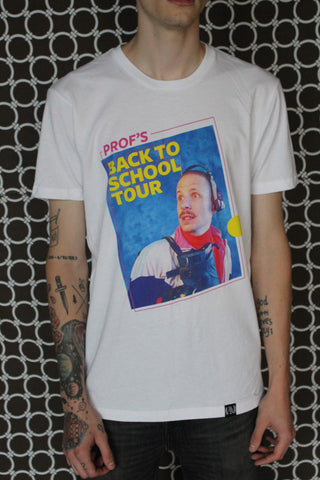 "PROF ""Back to School Tour"" T-Shirt"