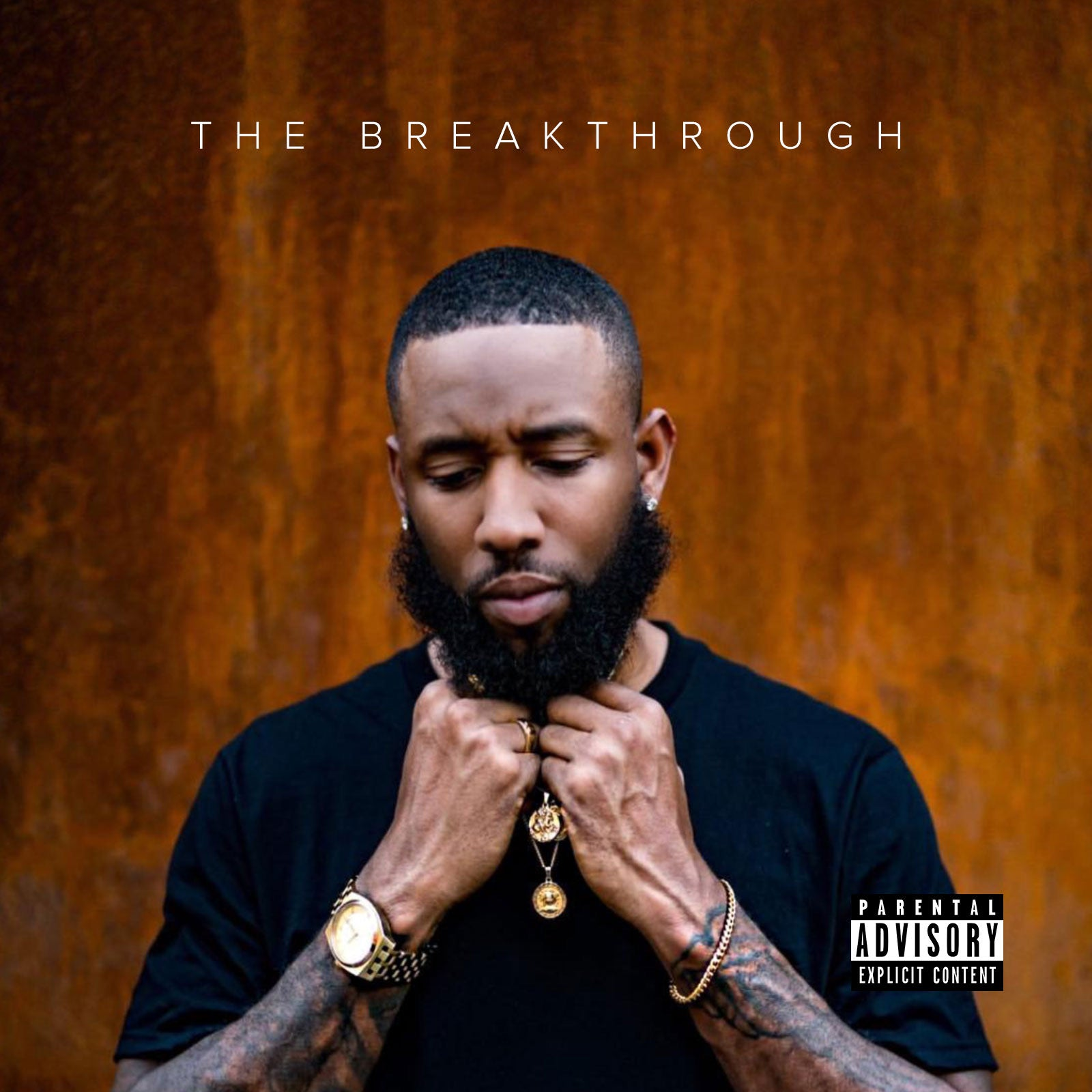 Mac Irv 'The Breakthrough' SIGNED PRE-ORDER CD