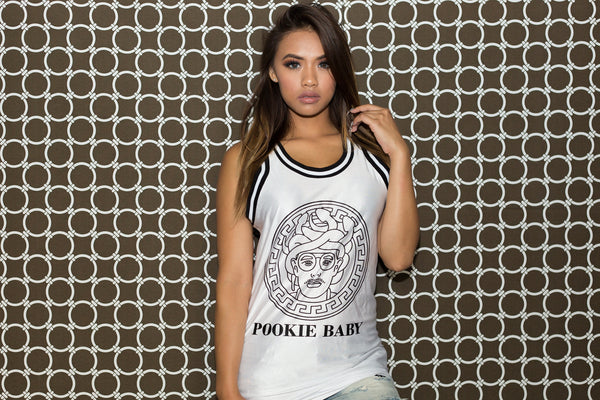 "PROF ""Pookie Baby"" Basketball Jersey"