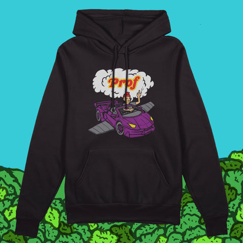 "PROF ""Chitty Bang"" Pullover Hoodie"