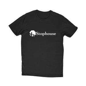 Stophouse Logo Printed T-Shirt