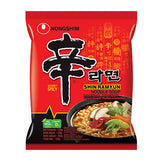 Nongshim and Ottogi Ramyun Mild Combo Basic ( 4.23 Oz)  x 6 Pack
