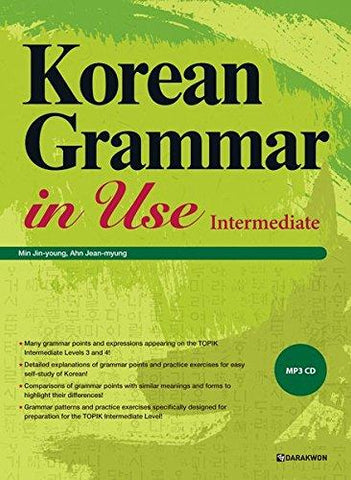 Korean Grammar in Use: Intermediate