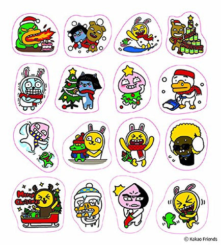 KaKao Friends Neo Character Sticker Book 195 Stickers