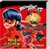 Miraculous Ladybug Sticker Mini Book (Korean)