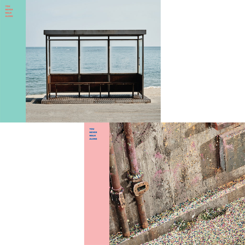 BTS - You Never Walk Alone (Left/Right ver. Random)