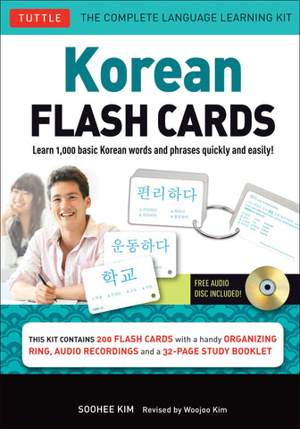 Korean Flash Cards