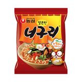 Nongshim and Ottogi Ramyun Hot Combo Basic ( 4.23 Oz)  x 6 Pack