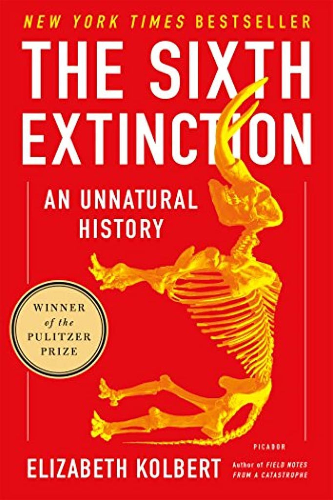 The Sixth Extinction: An Unnatural History=> download inside!