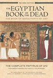 The Egyptian Book of the Dead: The Book of Going Forth by Day – The Complete Papyrus of Ani Featuring Integrated Text and Fill-Color Images (History ... Mythology Books, History of Ancient Egypt)