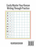 Easy Learning Fundamental Korean Writing Practice Book