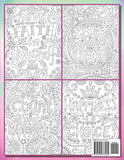 Inspirational Quotes: An Adult Coloring Book with Motivational Sayings and Positive Affirmations for Confidence and Relaxation