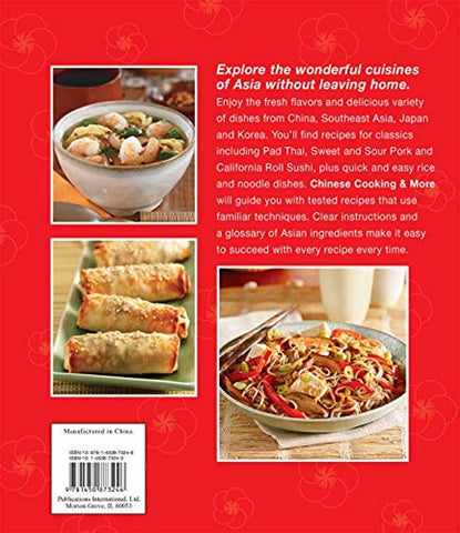 Chinese Cooking & More
