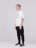 STEALTH T-SHIRT WHITE