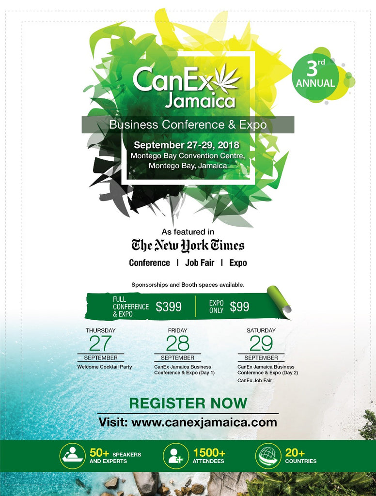 CanEx Jamaica – Travel Packages - September 27-29, 2018