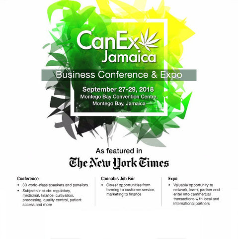 CanEx Jamaica - Conference & Expo Ticket