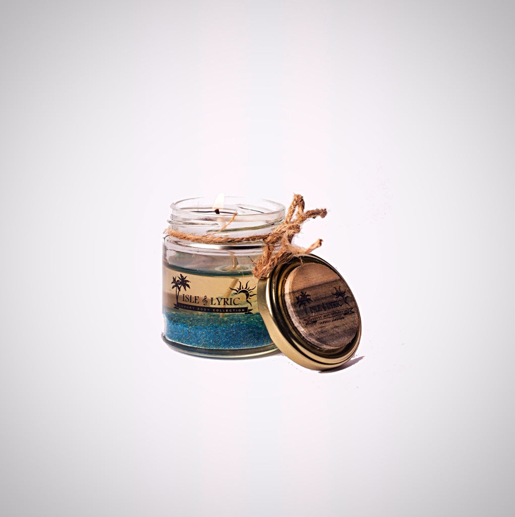 Isle & Lyric Jelly Wax Candle