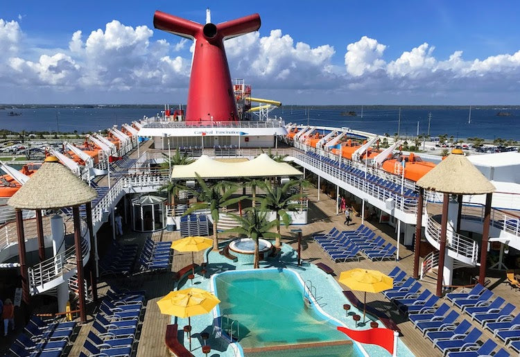 3 Night Southern Caribbean Cruise with Carnival Cruise Line