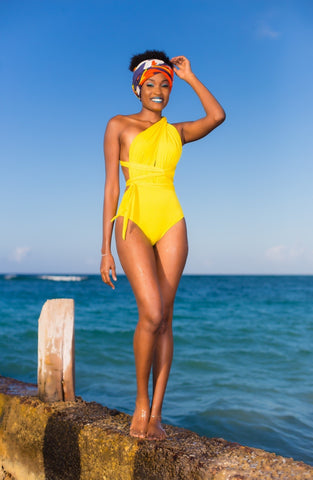 LeeAnn Designs Infinity Top One Piece Swimwear