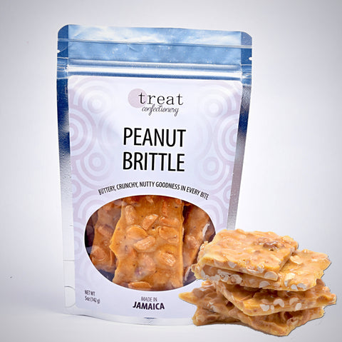 Treat Confectionery Peanut Brittle
