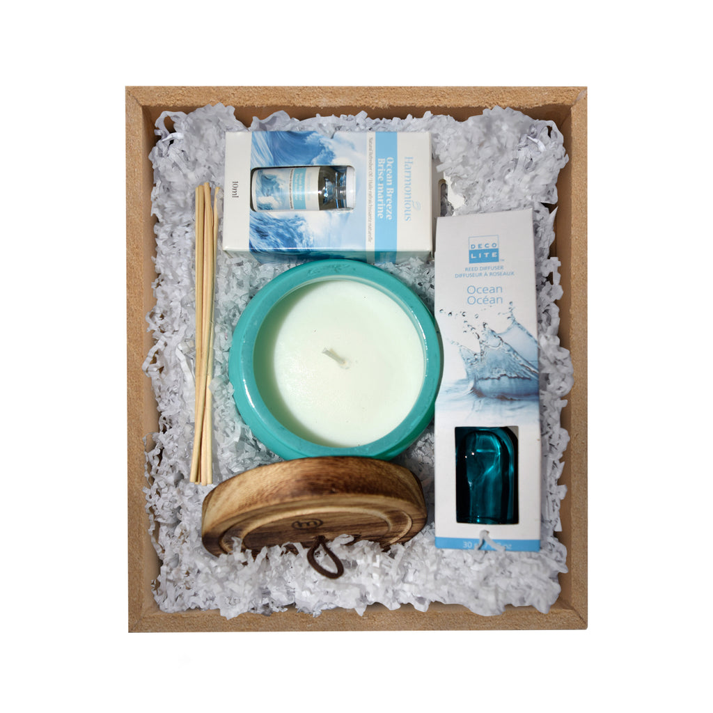 Signature Ocean Breeze Relaxing Spa Gift Package