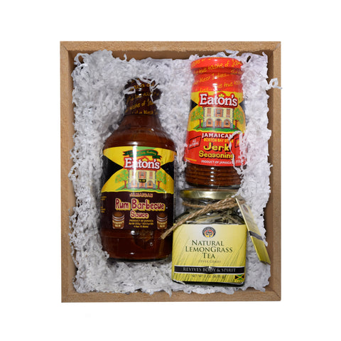 Signature Gourmet Taste of Jamaica Gift Package