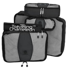 Traveling Chameleon - Black