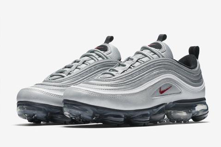 "5 Sneakers Dropping This Summer - INCLUDING Nike Air VaporMax 97 ""Silver Bullet"""