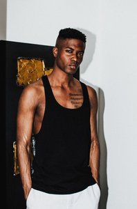 RICCO - Racer Back Panel Vest