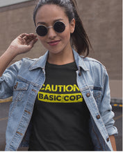 Caution: Basic Cop Tee